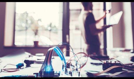Installation complète de domotique filaire dans une maison